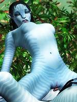 Nude Avatar Navi