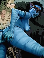 Dirty scenes from Avatar