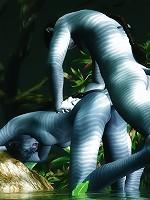 XXX Avatar Cartoon Pics