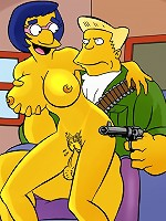 The Simpsons sex frenzy