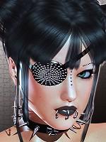 Hot Anime Lesbian getting punished