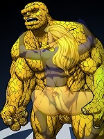 Marvel Super Heroes sex
